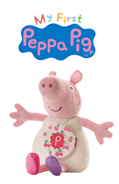 My First Peppa Pig