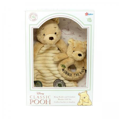 9578ab92e6e4 Hundred Acre Wood Winnie the Pooh Gift Set